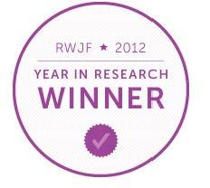RWJF Winner Logo